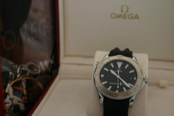 Omega Seamaster America s Cup