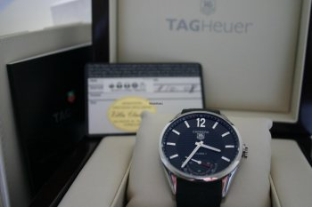 TAG Heuer Carrera Calibre 1 Box Papiere