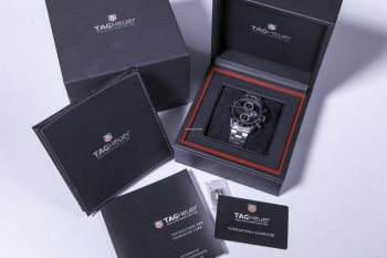 TAG Heuer Carrera Calibre 16 Chronograph Box Papiere