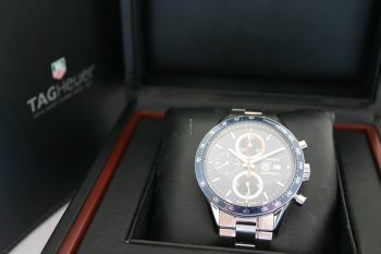 TAG Heuer Carrera Calibre 16 Chronograph