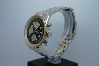 Breitling Old Navitimer Chronograph D13022 Box Papiere_5